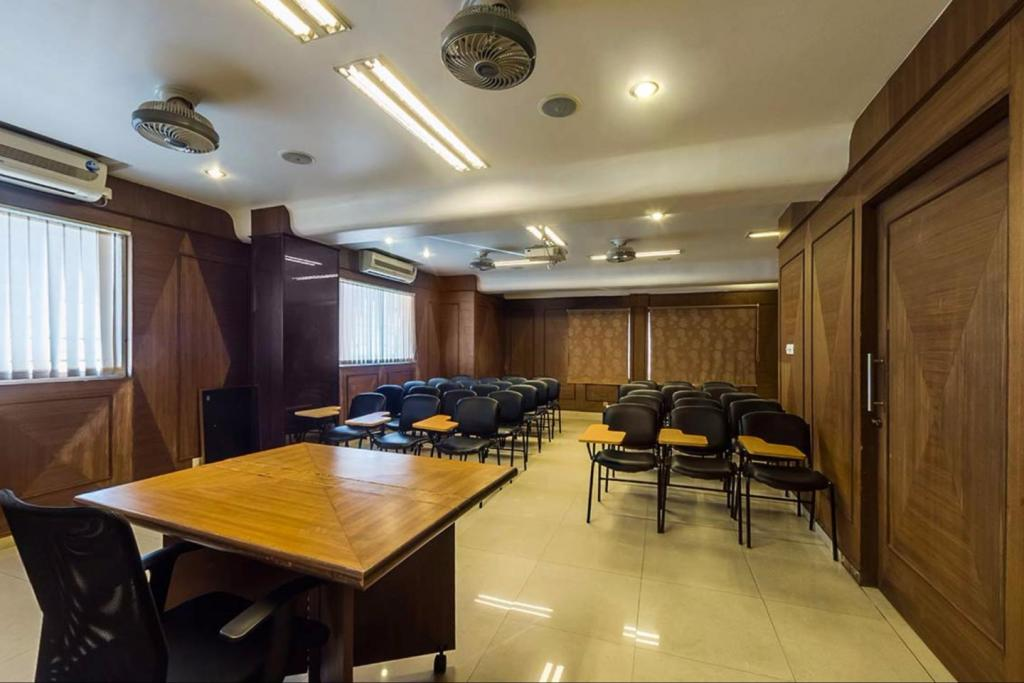 A view of the Conference Room